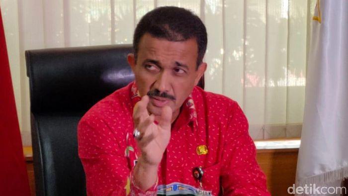 Wali Kota Jakarta Timur M. Anwar