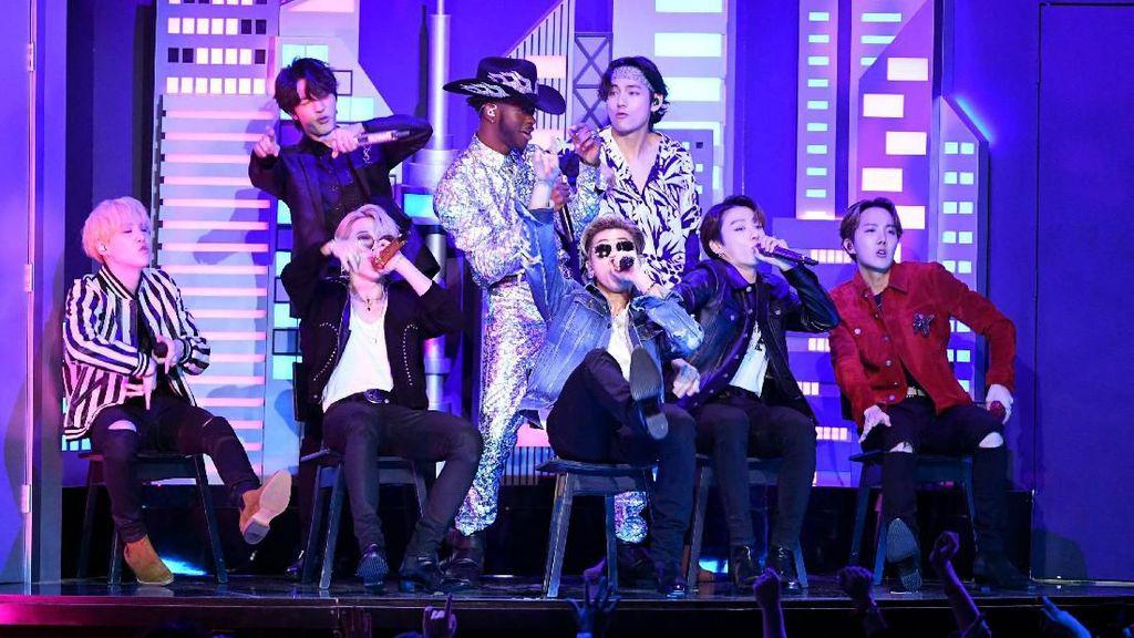 BTS Bicara soal Kemungkinan Dapat Nominasi Grammy Awards