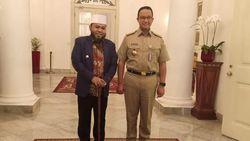 Wali Kota Bengkulu Temui Anies Beri Saran Solusi Macet, Apa?