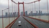 Kota Wuhan Benar-benar Kosong, Jalanannya Melompong
