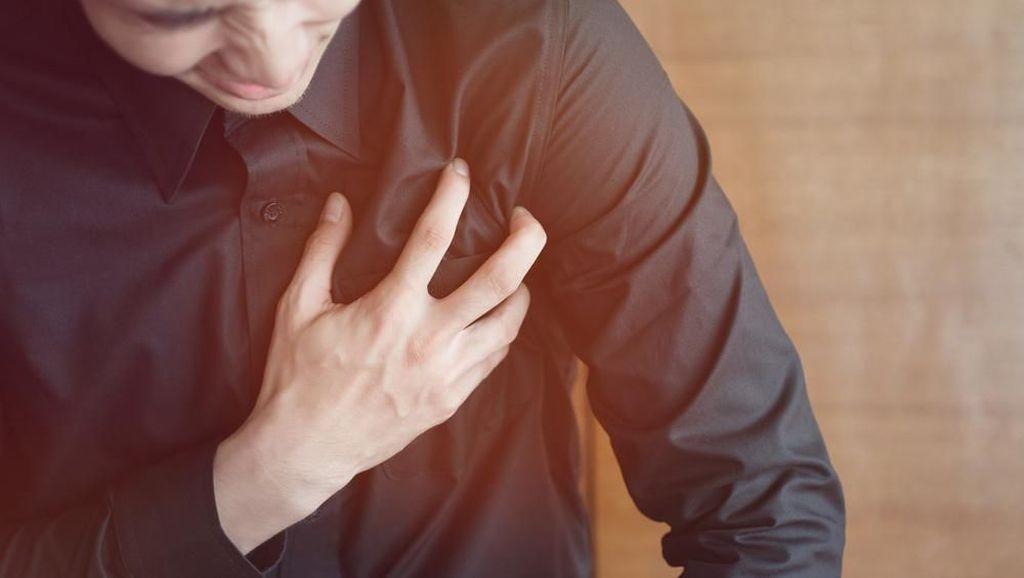 6 Hal yang Bisa Picu Serangan Jantung Mendadak