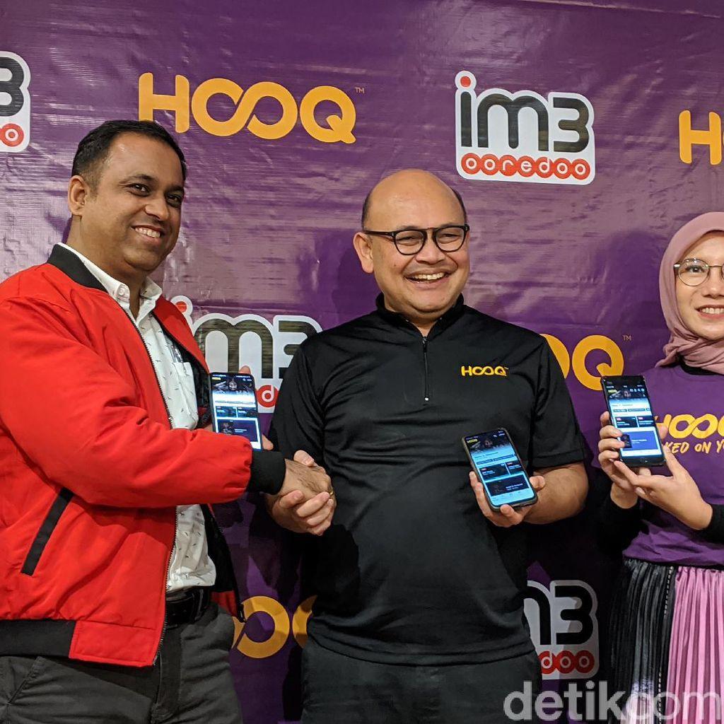 Perangi Film Bajakan, Hooq Tawarkan Langganan Harian Murah
