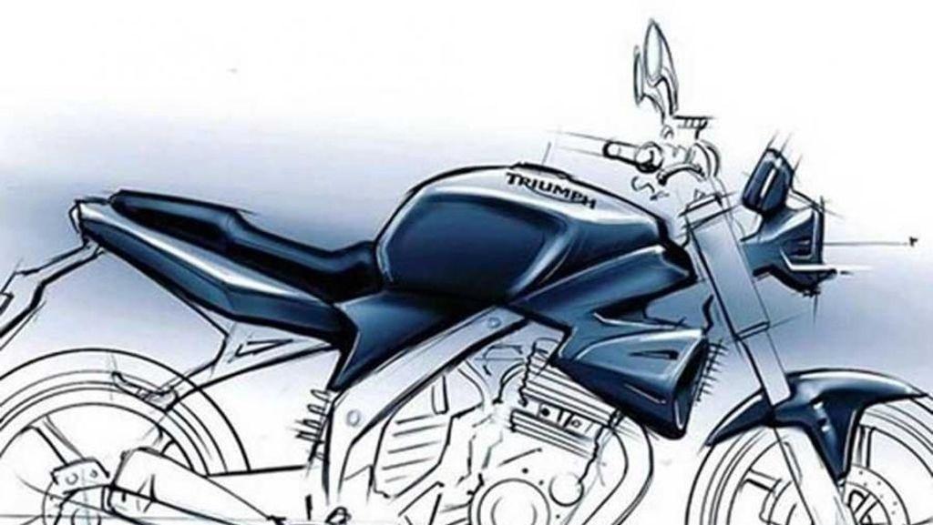 Inikah Tampang Triumph dan Bajaj saat Kolaborasi Lahirkan Motor Bareng?