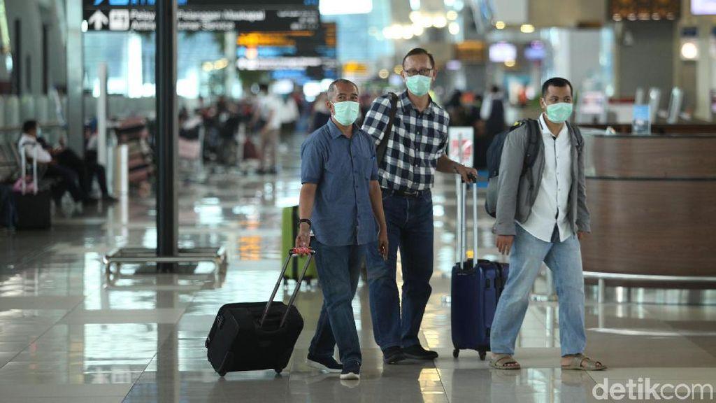 Penerbangan RI-China Disetop, WNI di Guangzhou Khawatir Tak Bisa Pulang
