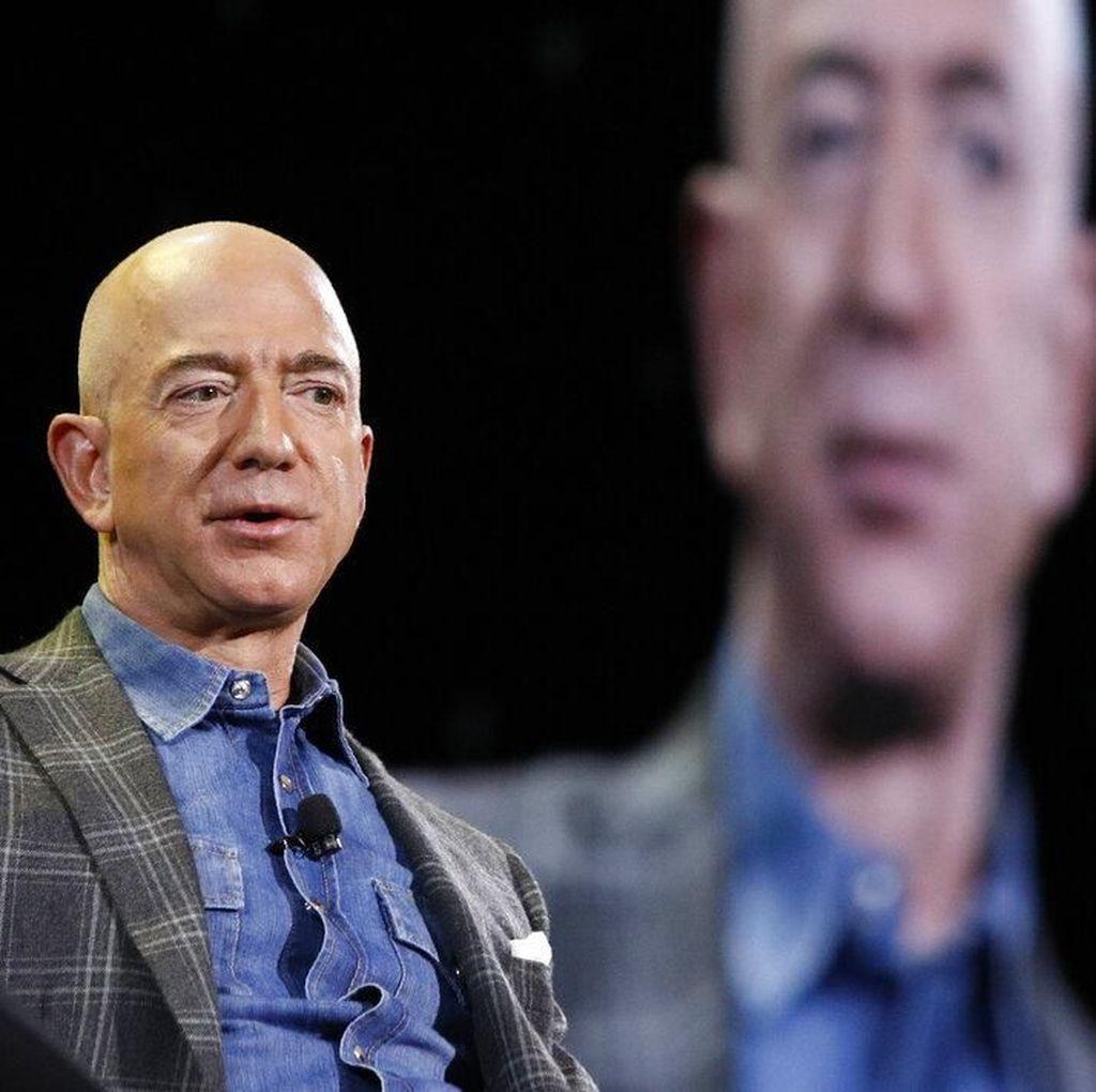 Jeff Bezos Jadi Orang Terkaya Sejagat 2020, Bill Gates Kalah