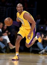 Kepergian Kobe Bryant jadi duka mendalam bagi para penggemar NBA. Pemilik nomor punggung 24 ini begitu lekat dengan julukan Black Mamba, yang diciptakannya pada 2003 silam. (Photo by Sean M. Haffey/Getty Images)