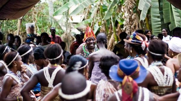 Ada satu negara di benua Afrika yang percaya dengan Voodoo dan masih mempraktekkan ritualnya sampai sekarang. Negara itu bernama Benin di Afrika bagian barat. (iStock)