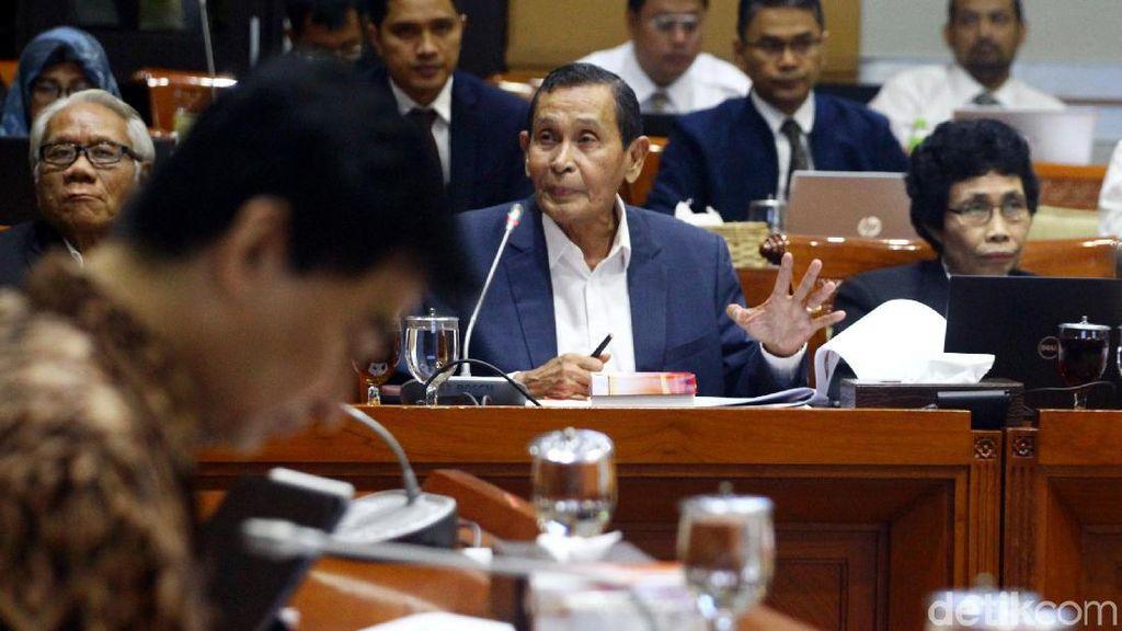 Komisi III DPR Rapat Bareng Dewas dan Pimpinan KPK, Bahas Apa?