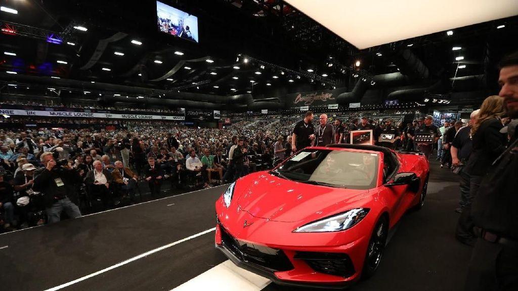 Wow! GM Siapkan Corvette Crossover SUV Listrik