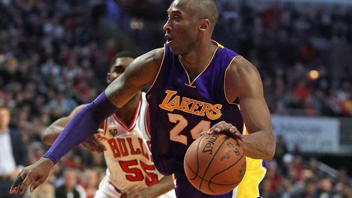 Kobe Bryant merupakan salah satu pebasket terbaik Amerika Serikat sepanjang sejarah ketika masih aktif bermain. Yuk lihat aksi-aksi pemain berjuluk Black Mamba tersebut.