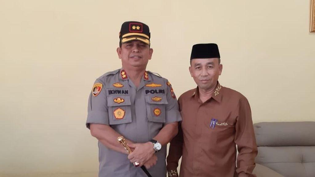 Viral Plang Parkir Khusus Muslim, Kemenag Batubara: Sudah Ditindaklanjuti