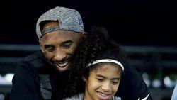Putri Kobe Bryant Meninggal, Videonya Main Basket Pakai High Heels Viral