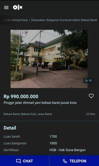 Heboh Gedung DPD Golkar Bekasi Dijual di Situs Online, Pengurus Bingung