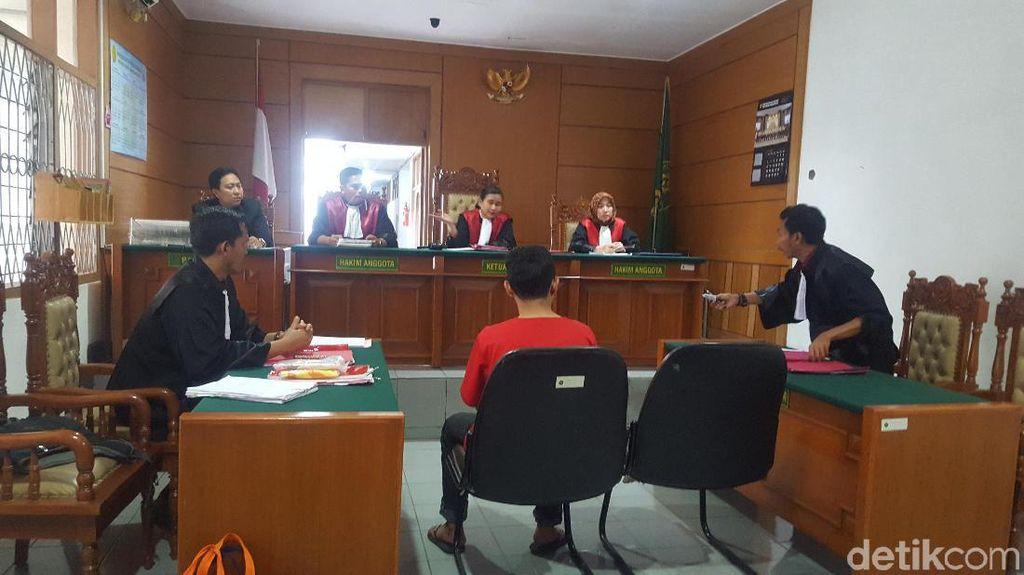 Didakwa Melawan Polisi Bogor, Ariyanto Ngaku Dipukul Saat BAP