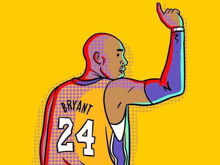 Komikus Hari Prast soal Kobe Bryant
