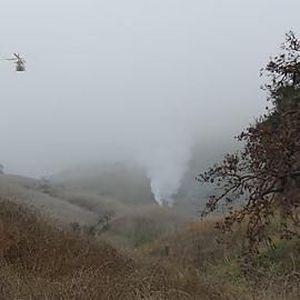 Ini Foto Kecelakaan Helikopter yang Tewaskan Kobe Bryant