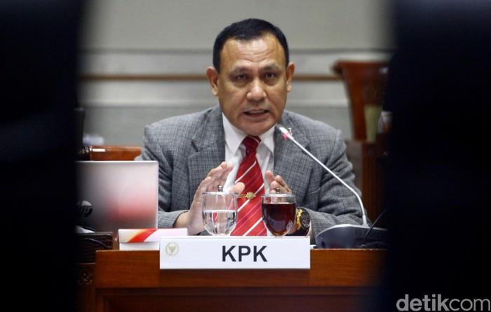 Komisi III DPR gelar rapat dengar pendapat (RDP) bersama Dewas dan pimpinan KPK. RDP bersama ini membahas rencana kerja lembaga antirasuah itu.