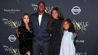Foto Kenangan Kobe Bryant, Family Man yang Meninggal karena Kecelakaan