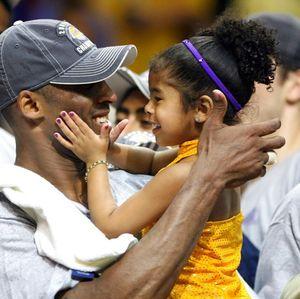 Momen Kobe Bryant dan Gigi Berbincang Soal Basket