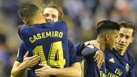 Madrid Terus Melaju Kencang, Zidane Tolak Bahas Kans Juara