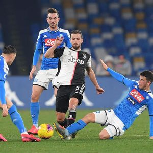 Napoli Vs Juventus: Tersungkur, Bianconeri Kalah 1-2
