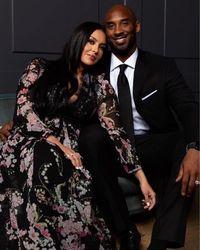 Jatuh Bangun Cinta Kobe Bryant dan Istri hingga Maut Memisahkan