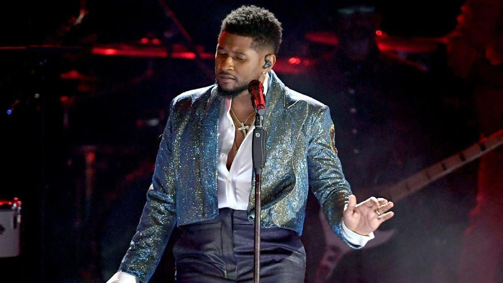 Usher Berlinangan Air Mata dalam Video Klip Baru
