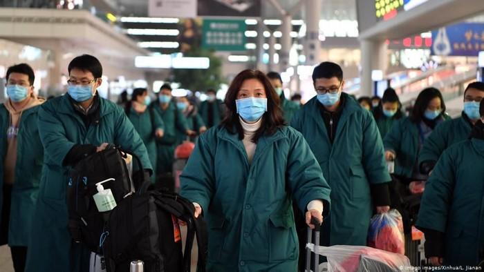 Sejumlah Negara Rencanakan Evakuasi saat Cina Berjuang Tahan Wabah Virus Corona
