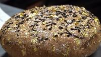 Siapa Mau Beli? Roti Termahal Dunia Berlapis Emas Seharga Rp 21 Juta!