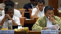 Menteri ESDM Ngaku Tak Sebut Harga Elpiji 3 Kg Naik, Rapat DPR Panas