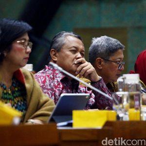 Rapat Bareng DPR, BI Dicecar soal Bunga Kredit yang Tak Turun-turun