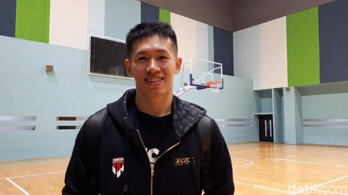 Abraham Damar Grahita, timnas basket Indonesia