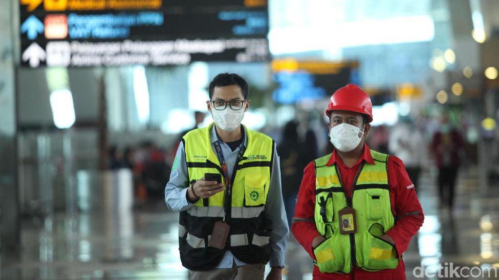 Bandara Soetta Siapkan Isolasi Canggih Antisipasi Virus Corona