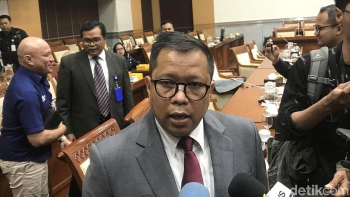 Direktur Program dan Berita TVRI Apni Jaya Putra