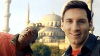 Mengenang Kobe Bryant di Iklan Wisata Terpopuler bareng Messi