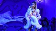 Masuk 5 Nominasi, Ariana Grande Pulang dari Grammy dengan Tangan Hampa