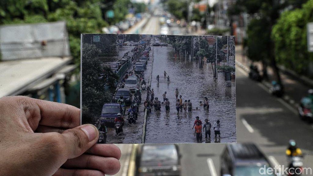 Menolak Lupa Banjir Ibu Kota di Awal Tahun 2020