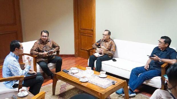 Wakil Ketua Komisi 1 DPR RI Teuku Riefky Harsya.