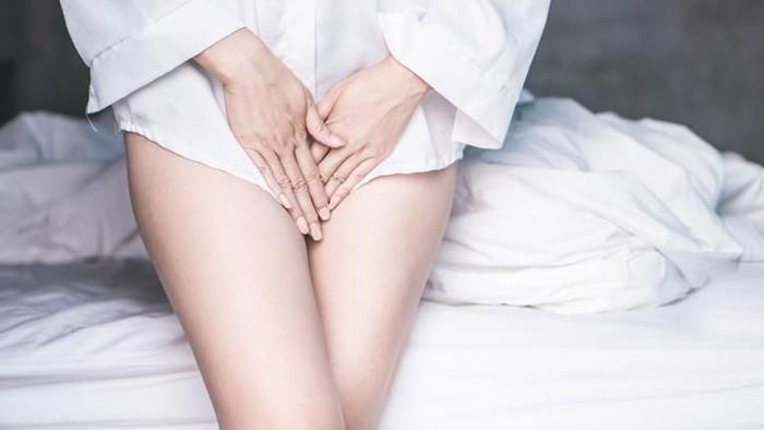 peterseli dimasukin ke vagina
