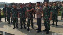 TNI-Polri Adakan Rapim Bahas Pengamanan Pilkada 2020-PON XX di Papua