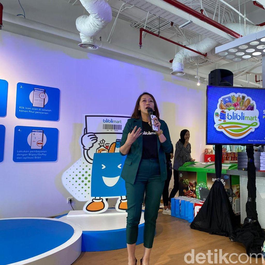 Blibli Buka Toko Offline dengan Target Pasar Milenial