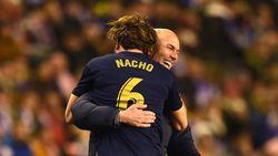 Zidane: Bek Madrid Bikin Gol Lagi, Dong