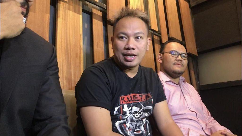 Absen di Sidang Mediasi dengan Angel Lelga, Vicky Mantap Bercerai