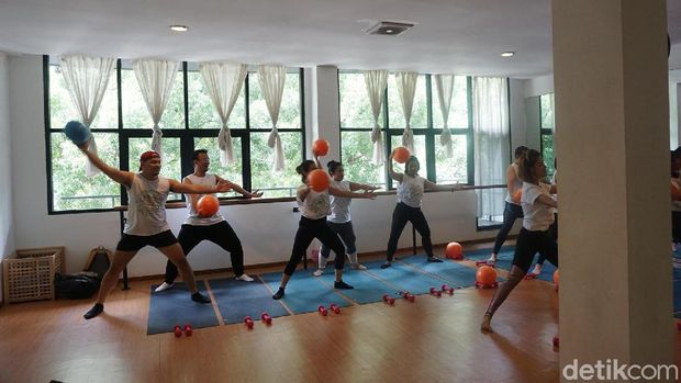 Mengenal Barre intensity Class