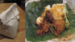 Arti Kode di Bungkus Nasi Padang hingga Resto Tertinggi di Bandung