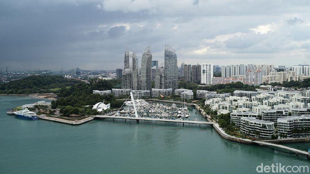 Singapura Minta Pertemuan Bisnis Dibatalkan Selama Siaga Corona