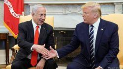 Agenda Perdamaian Trump dan Netanyahu Tamparan Bagi Palestina