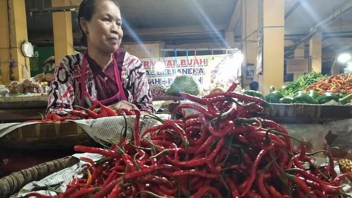 Harga cabai di Yogyakarta tembus Rp 85.000/kg