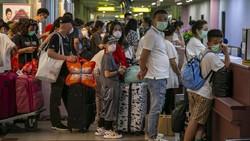 Geger Virus Corona, Pemerintah Setop Kirim TKI ke China