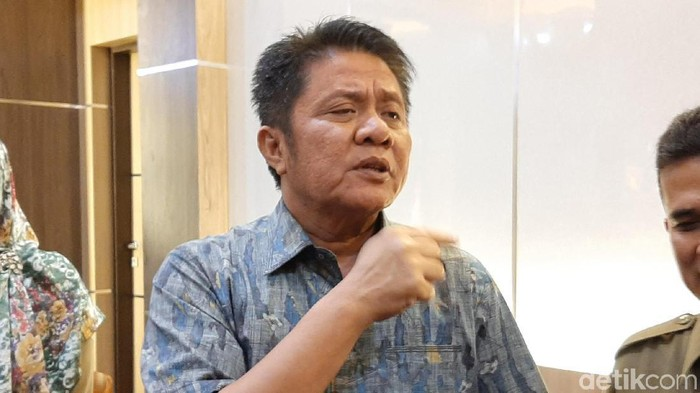Raja Adil Siregar-detikcom/ Gubernur Sumsel Herman Deru